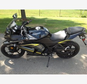 2012 Kawasaki Ninja 250R for sale 200707855