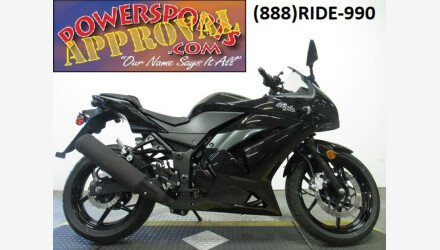 2012 Kawasaki Ninja 250R for sale 200814948