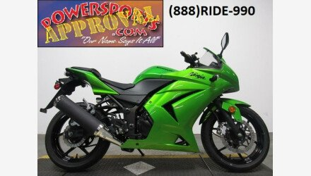 2012 Kawasaki Ninja 250R for sale 200816462