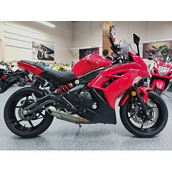 2012 Kawasaki Ninja 650R for sale 200876447