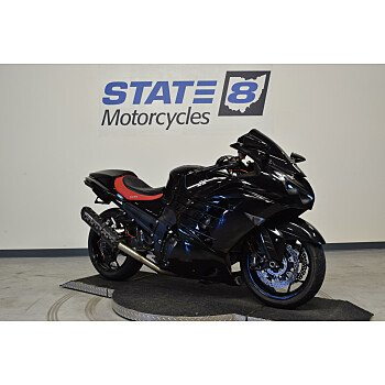 2012 Kawasaki Ninja ZX-14R for sale 200805158