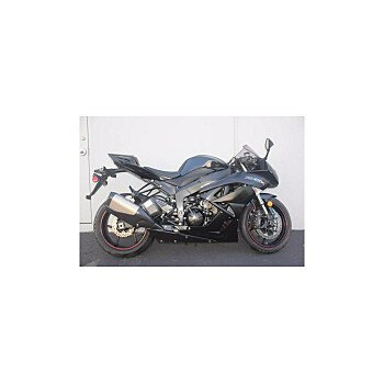 2012 Kawasaki Ninja ZX-6R for sale 200355225