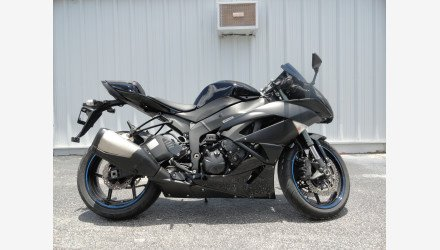 2012 Kawasaki Ninja ZX-6R for sale 200593173