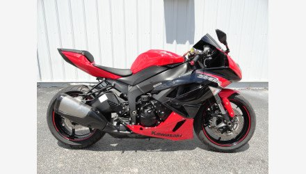 2012 Kawasaki Ninja ZX-6R for sale 200617176