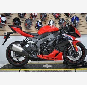 2012 Kawasaki Ninja ZX-6R for sale 200690590