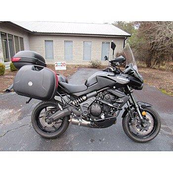 2012 Kawasaki Versys for sale 201034328