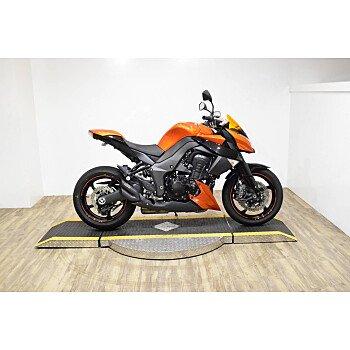 2012 Kawasaki Z1000 for sale 200578223