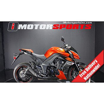 2012 Kawasaki Z1000 for sale 200723411