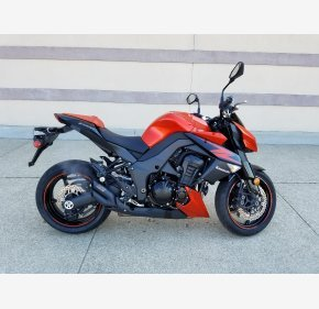2012 Kawasaki Z1000 for sale 200547229