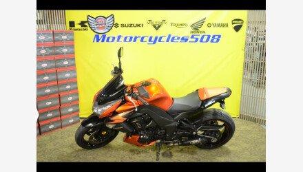 2012 Kawasaki Z1000 for sale 200669038