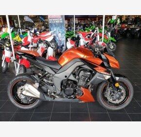 2012 Kawasaki Z1000 for sale 200745348