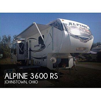 2012 Keystone Alpine for sale 300182369