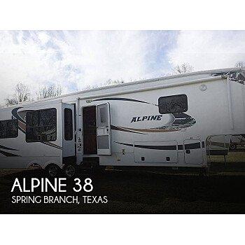 2012 Keystone Alpine for sale 300250539