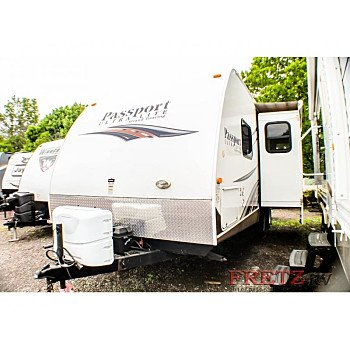 2012 Keystone Passport for sale 300189246