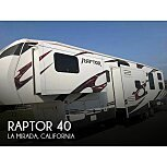 2012 Keystone Raptor for sale 300224954