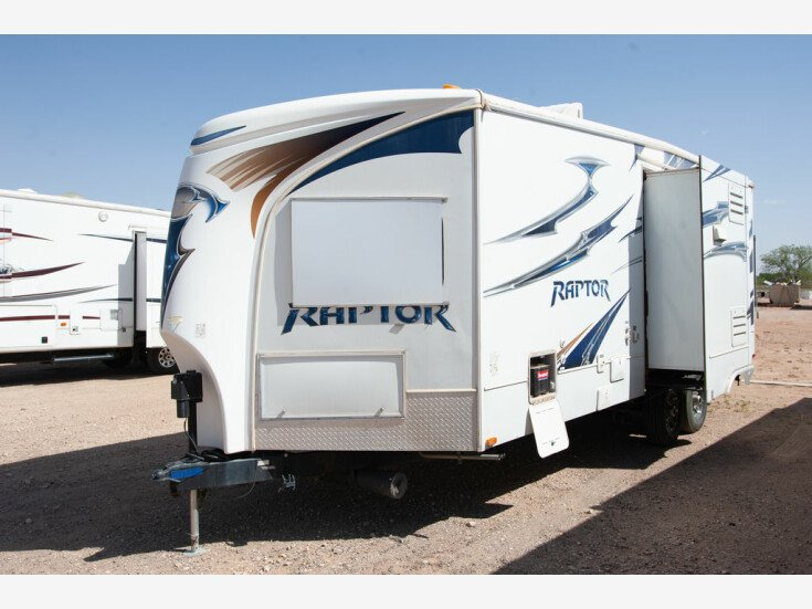 2012 Keystone Raptor for sale 300300313