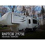 2012 Keystone Raptor for sale 300312903