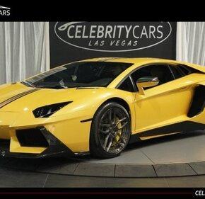 2012 Lamborghini Aventador LP 700-4 Coupe for sale 101263927