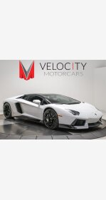 2012 Lamborghini Aventador for sale 101486801