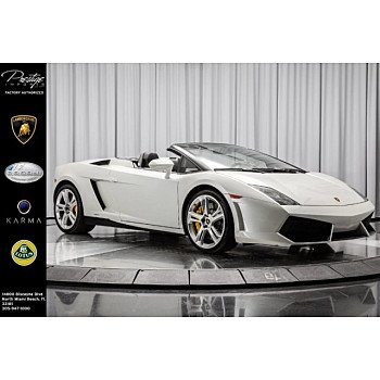2012 Lamborghini Gallardo LP 550-2 Spyder for sale 101142141
