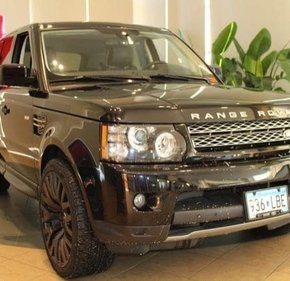 2012 Land Rover Range Rover Sport Supercharged for sale 101057788
