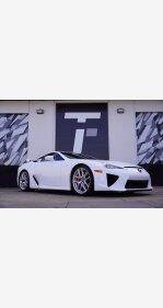 2012 Lexus LFA for sale 101437597