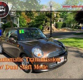 2012 MINI Cooper Hardtop for sale 101325661