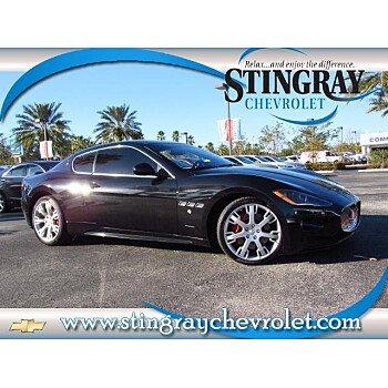 2012 Maserati GranTurismo S Coupe for sale 100943586