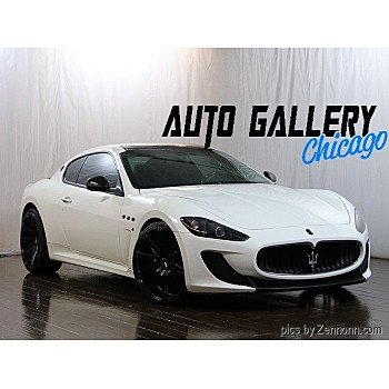 2012 Maserati GranTurismo MC Stradale Coupe for sale 101045616