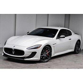 2012 Maserati GranTurismo MC Stradale Coupe for sale 101069433