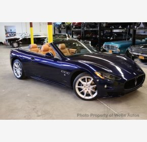 2012 Maserati GranTurismo Sport Convertible for sale 101049981