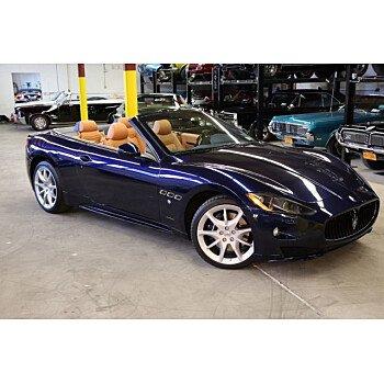 2012 Maserati GranTurismo Sport Convertible for sale 101049981