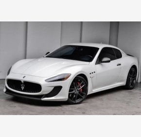 2012 Maserati GranTurismo MC Stradale Coupe for sale 101069433