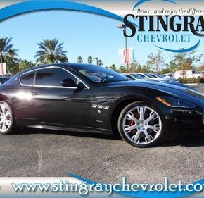 2012 Maserati GranTurismo S Coupe for sale 101098367