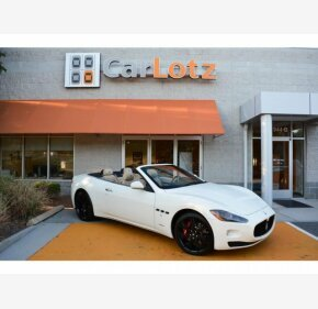 2012 Maserati GranTurismo Convertible for sale 101208666