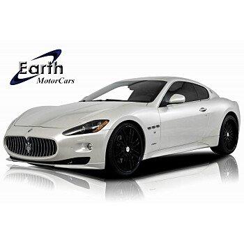 2012 Maserati GranTurismo S Coupe for sale 101264245