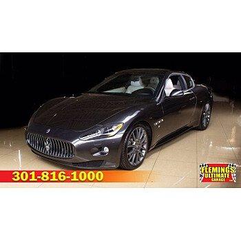 2012 Maserati GranTurismo for sale 101399934