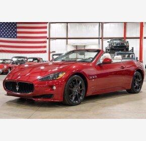 2012 Maserati GranTurismo for sale 101410184