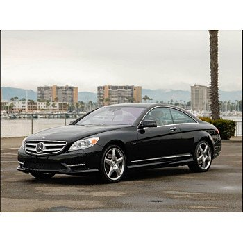 2012 Mercedes-Benz CL550 Coupe for sale 101195328