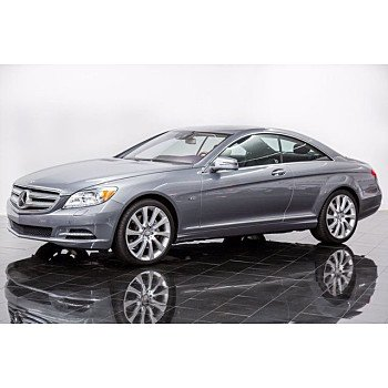 2012 Mercedes-Benz CL600 for sale 101602608
