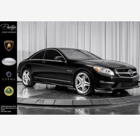 2012 Mercedes-Benz CL63 AMG for sale 101310478