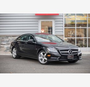 2012 Mercedes-Benz CLS550 for sale 101410302