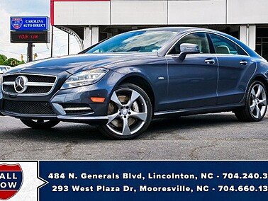 2012 Mercedes-Benz CLS550 for sale 101515273