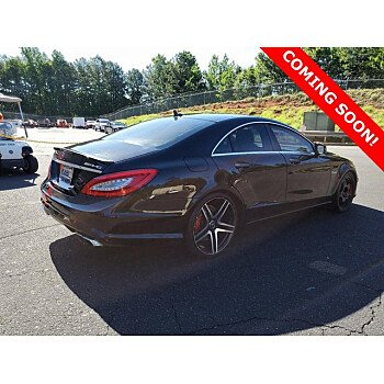2012 Mercedes-Benz CLS63 AMG for sale 101339576