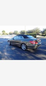 2012 Mercedes-Benz E550 Cabriolet for sale 101263042