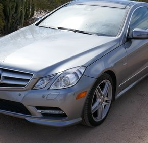 2012 Mercedes-Benz E550 Coupe for sale 101360001