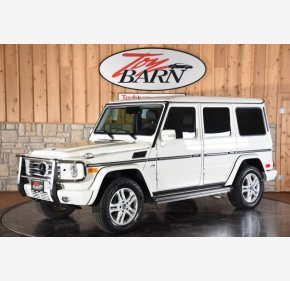 2012 Mercedes-Benz G550 for sale 101095821