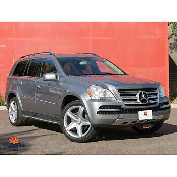2012 Mercedes-Benz GL550 for sale 101422682