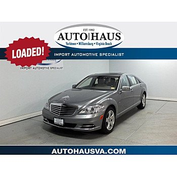 2012 Mercedes-Benz S550 for sale 101064163
