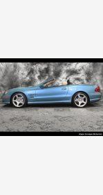 2012 Mercedes-Benz SL550 for sale 101100028